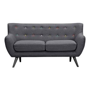 C Discount - Sofa GOMO Serti 002-77-191 Xam