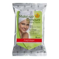 C Discount - Khan uot tay trang PUREDERM Make-up Remover Cleans