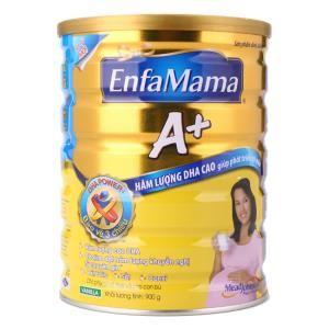 C Discount - Sua bot huong vani EnfaMama A+ cho ba me mang thai