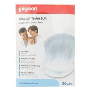 C Discount - Tam lot tham sua Pigeon PD10004 36 mieng/hop