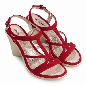 Giày cao gót Gosto GDW016200REG (Đỏ)