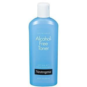 Nước hoa hồng Neutrogena Alcohol-Free Toner 250ml