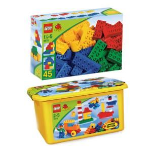 Bộ xếp hình LEGO DUPLO Build and Play Value Pack L