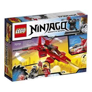 Bộ xếp hình Kai Fighter LEGO 70721