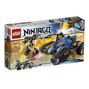 Bộ xếp hình Thunder Raider LEGO 70723