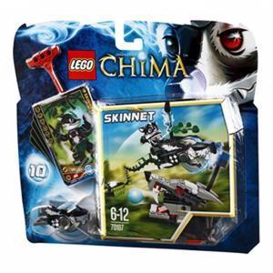 Bộ xếp hình Skunk Attack LEGO 70107