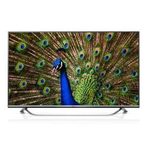 "Smart TV LG 60UF770T IPS LCD 60"" Đen"
