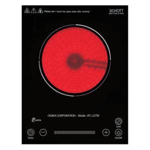 Bếp điện quang cảm ứng OSAKA IFC22TB (Đen)