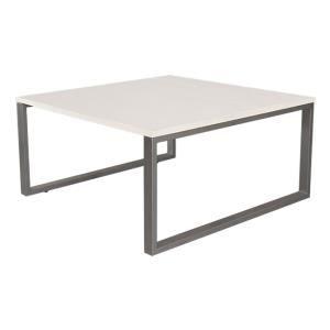 Bàn sofa vuông Modulo Home MDL-007B-W