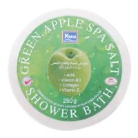 C Discount - Muoi tam tinh chat tao YOKO Green Apple Spa 250g
