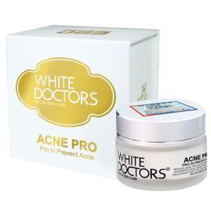 Kem siêu trị mụn thâm sẹo WHITE DOCTORS Acne 40ml