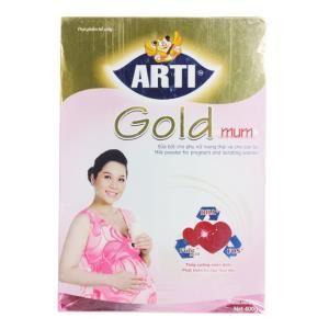 C Discount - Sua bot Arti Gold Mum 400g