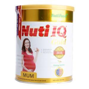 C Discount - Sua bot vani Nutifood Nuti IQ Gold Mum 400g