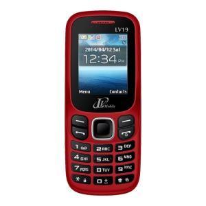 LV mobile LV19 2 sim Đỏ