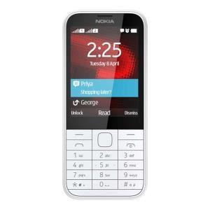 Nokia 225 2sim Trắng