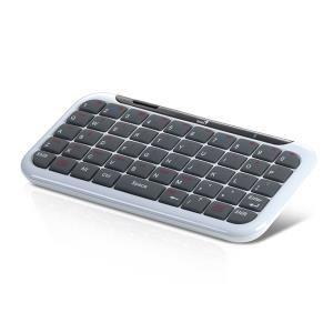 Bàn phím Genius Mini LuxePad Đen trắng