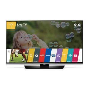 """Smart TV LG 40LF632T 40"""" Đen"""