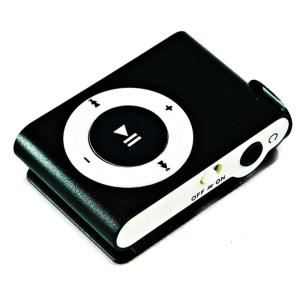 Máy MP3 nhôm PeepVN CD0178 Đen