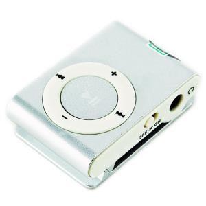Máy MP3 nhôm PeepVN CD0177 Bạc