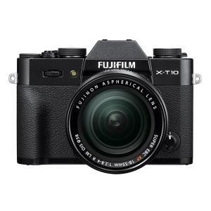 Fujifilm X-T10 16MP Đen kèm ống 18-55mm