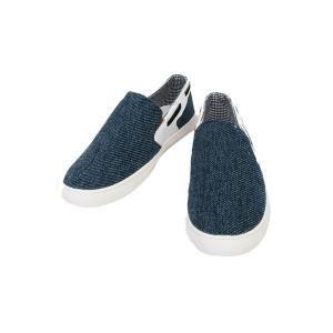 Giày lười nam Ngoc Dung Fashion XO (Xanh dương)