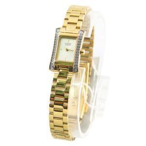 Đồng hồ nữ dây thép không gỉ CITIZEN EZ6312-52P