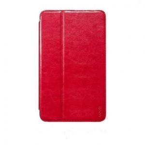Bao da Samsung Galaxy Tab 4 8.0 Hoco MHCS022 Đỏ