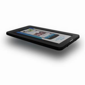 C Discount - Tablet cutePad M7022 8GB 3G Den va Bao da Den