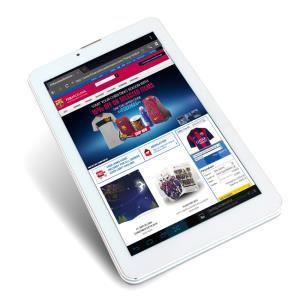 C Discount - Tablet cutePad M7045 8GB 3G Trang kem Bao da Nau