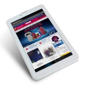 C Discount - Tablet cutePad M7045 8GB 3G Trang kem Bao da Den