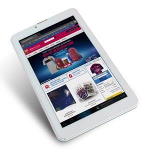 C Discount - Tablet cutePad M7045 8GB 3G Trang + Pin du phong
