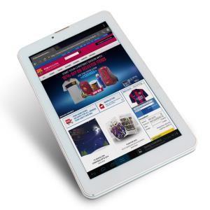 C Discount - Tablet Cutepad TX-M7045 8GB 3G Trang va Tai nghe