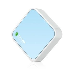 C Discount - Router TP-LINK TL-WR802N Trang xanh