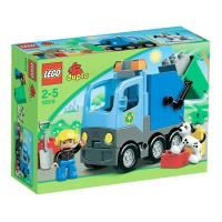 C Discount - Bo xep hinh Garbage Truck LEGO 10519