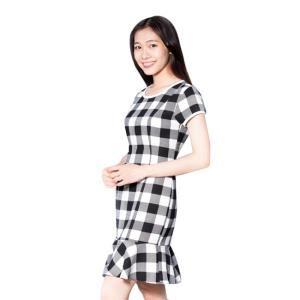 Đầm Suvanna MD050 Ca rô