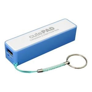 Pin dự phòng cutePAD TPO-108 Xanh dương