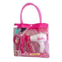 C Discount - Bo lam toc cong chua Barbie Beauty Tote