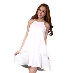 Đầm suôn NANI DN4 (Trắng)