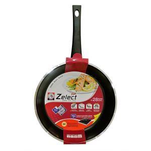 Chảo chống dính ZEBRA Zelect 1745550 28cm (Đen)