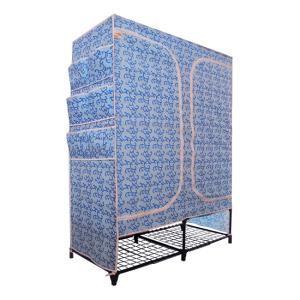 Tủ vải Thanh Long TVAI08 Xanh