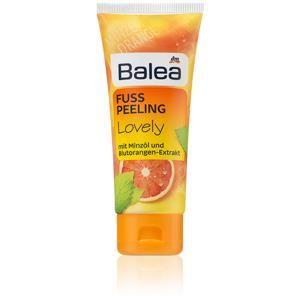 C Discount - Kem duong da chan Balea Fuss Peeling Lovely 100ml