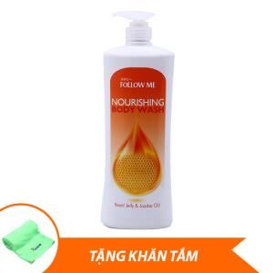 C Discount - Sua tam Follow Me Nourishing Body Wash 1L + qua