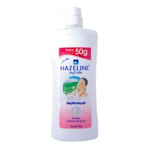 C Discount - Sua tam Hazelin Pearly White 900g