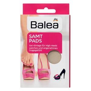 C Discount - Mieng dem cho giay cao got Balea Samt Pads 2 chiec