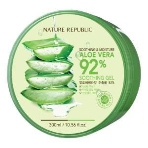 C Discount - Gel duõng da Nature Republic Aloe Vera 92% 300ml