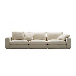 C Discount - Sofa bang HERA 3LR.16 (Kem)