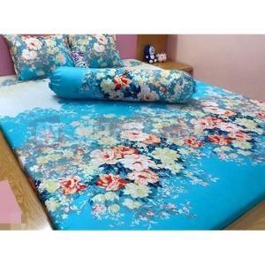 C Discount - Bo ga trai giuong TTSHOP ga giuong Cotton hoa day