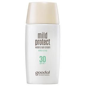 C Discount - Kem Chóng Náng Goodal Mild Protect Watery SPF 30