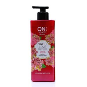 C Discount - Sua tam ON THE BODY Sweet Love Body Wash 900ml