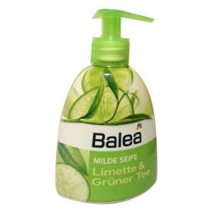 Nước rửa tay Balea Milde Limette&Grüner Tee 300ml